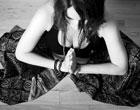 Clase de preparto - Asana de Yoga - Malâsana